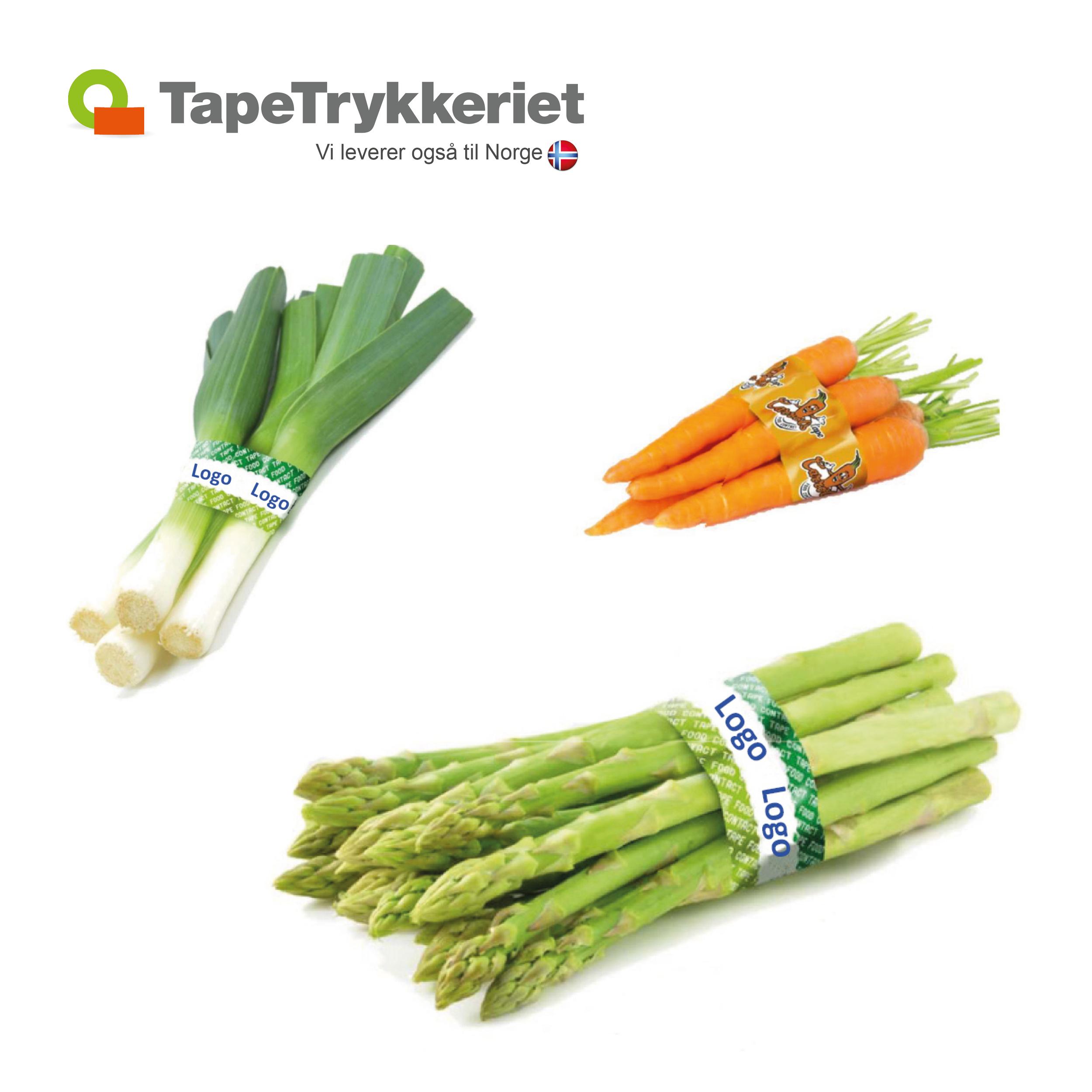 Tape til kontakt med fødevarer, TapeTrykkeriet.dk
